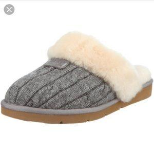 UGG Shoes - Ugg cozy knit slipper